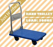 Foldable 4 Wheel Platform Hand Trolley Truck 300KG NEW FD300 AU