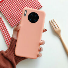 For Huawei Mate 30 Pro P30 P20 Lite P SMART Matte Candy Soft Silicone Case Cover
