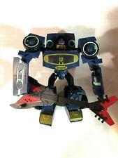 Transformers Animated Series Soundwave Figure Hasbro