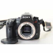 Sony Alpha DSLR-a580 16.2 Mp Appareil Photo Numérique-boîtier-body-Caméra