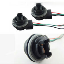 2x 3157 4157 Harness Wire Plug Connector for  Brake Turn Signal  Brake Light
