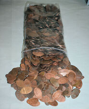 #3. 1000 Elongated / Pressed Pennies Zoo, Aquarium, History, Towns Disney & More