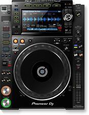 Pioneer CDJ2000NXS2 Professional Multi Audio Player UPC 841300100225