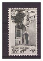 REGNO 1935  -  BELLINI    LIRE  2,75    NUOVO  **