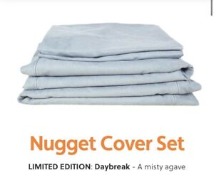 NUGGET Comfort Kids Couch Limited Edition DAYBREAK COVER SET * NEW IN HAND *