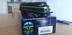 Nohab Diesellok  SNCB 202 020 von NMJ Topline Models