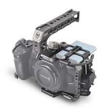 (Gray) TILTA TA-T01-B-G BMPCC 4K Cage Blackmagic Pocket Cinema Camera 4K Rig
