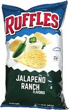 ***American Import*** Jalapeno Ranch Ruffles - Party Size - Please Read Listing