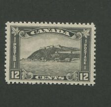 1930 Canada King George V Arch Leaf Issue Quebec Citadel Postage Stamp #174
