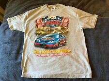 "Vintage 2005 Daytona 500 XL Gray Shirt ""The Legacy Continues"" NASCAR"