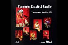 Famoudou Konaté et famille - Auftritt Konzert Trommelpalast - Djembe Basstrommel