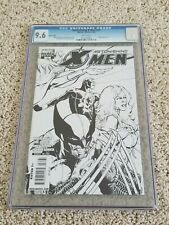 Astonishing X-Men #31 Phil Jimenez Wraparound Sketch Variant CGC 9.6   Ellis