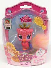 Disney Princess Sleeping Beauty Palace Pets Furry Tail Friends Fern Owl Doll