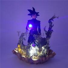 Dragon Ball Z Black Goku Action Figure w/ Led Light