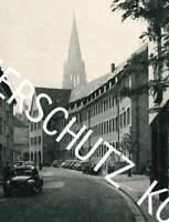 Freiburg im Breisgau : Gauchsztraße - um 1960     A 20-57
