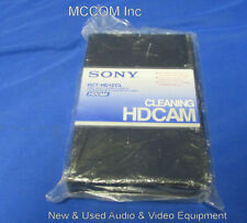 Sony BCT-HD12CL HDCAM Cleaning Cassette Tape New