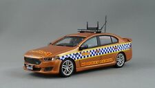 Victoria Police Highway Patrol - 2016 Ford Falcon FGX XR6 Turbo - Victory Gold