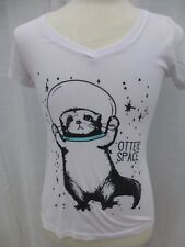 Otter Space t-shirt Women'S Large L