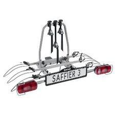 Porte-vélos 3 vélos basculant sur attelage SAFFIER - EUFAB