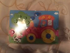 Educational Baby Puzzle Toy