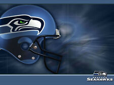 Seattle Seahawks Edible Birthday Cake Image Topper Frosting Icing 1/4 Sheet