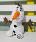 DISNEY STORE OLAF FROZEN CHARACTER PLUSH TOY SOFT TOY 20CM TALL