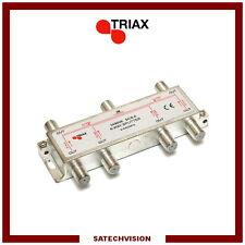 Triax 6 Directions TV Répartiteur Antenne - 349806