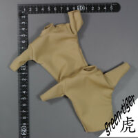 1:6 Scale ace Military action figure parts Tan Tee shirt set of 2
