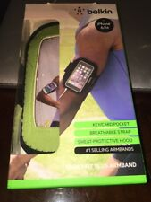 Belkin Sport-Fit Plus Armband for iPhone 6 and iPhone 6s