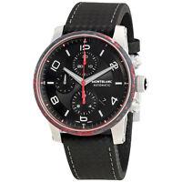 MontBlanc Timewalker Chronograph Automatic Mens Watch 114881
