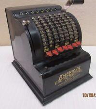 Vintage American Adding Machine Mini Size Model 5 - 1912