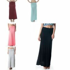 Rayon Maxi Skirts for Women