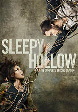 Sleepy Hollow: The Complete Second Season [5-Disc Includes All 18 Episodes] DVD