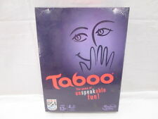 Taboo The Game of Unspeakable Fun! New Sealed Box by Hasbro Gaming
