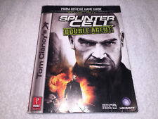 Tom Clancy's Splinter Cell: Double Agent (Game Guide: Xbox 360, PS2 GC, PC) Nice