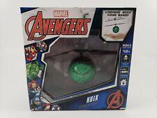 World Tech Marvel Avengers Hulk Flying UFO Ball #33195