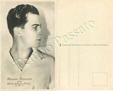 Ramon Novarro (Victoria de Durango, 1899 - Hollywood, 1968)