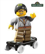 LEGO Minifigures Series 4 8804 Street Skater Skateboarder NEW