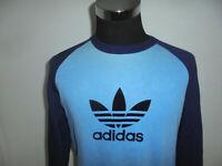 ireland vintage 80s Adidas sweatshirt pullover oldschool sport sweater 80er M