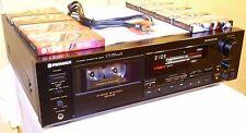 Pioneer CT-737 Tape Deck mit Zubehör