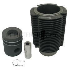 Kolbensatz kpl. pas f. EICHER Motor EDK, EDL nur für EDL-T-Motoren  <br> 3 Ringe