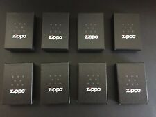 LOT OF 8 PSC GENUINE ZIPPO EMPTY BOXES WITH PAPERS USA