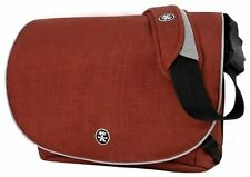 Crumpler New Delhi 770 rust red/ silver