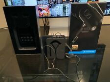 Sennheiser IE 800 In-Ear Only Headphones - Black Excellent Condition