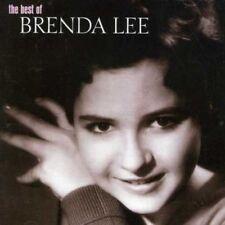 Brenda Lee - The Best Of Brenda Lee - Brenda Lee CD Q8VG The Cheap Fast Free