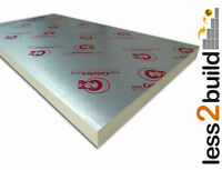 Kingspan/Recticel/ Xtratherm/Celotex Insulation 1200x2400 {select thickness}