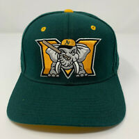 Modesto Athletics A's Elephant Fitted Hat Cap Zephyr Graf-X Size 7 1/2