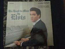 ELVIS PRESLEY HIS HAND IN MINE GOSPEL LP LIVNG STEREO LSP 2328 FACTORY SEALED