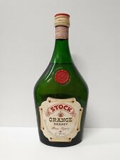 Stock orange Brandy 75 cl 35 % vol