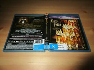 Harry Potter And The Half-Blood Prince Blu Ray [2 Disc Set]